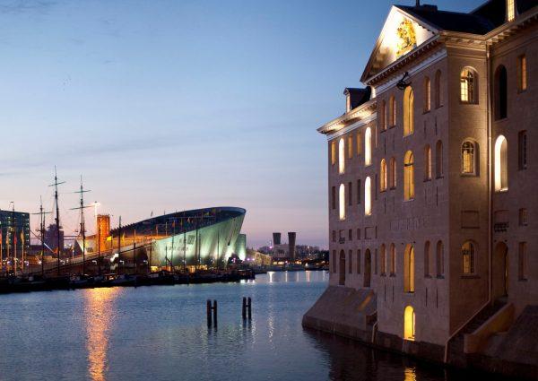 Het Scheepvaartmuseum brengt het zeevaartverleden naar onze tijd