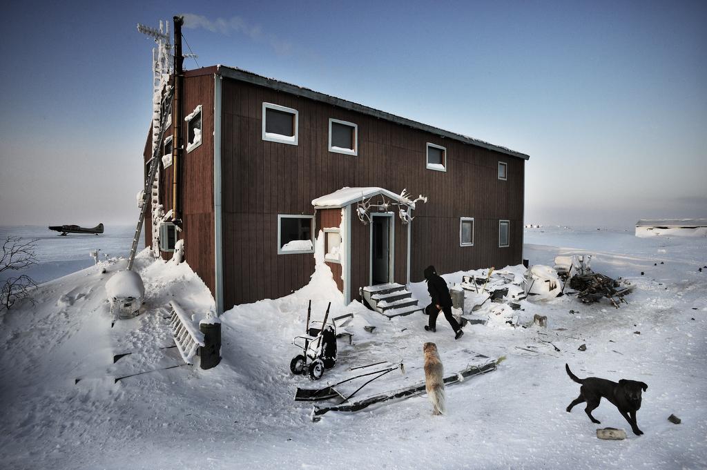 Kadir van Lohuizen The end of the world Alaska USA