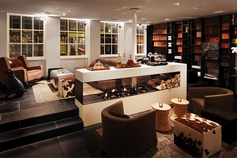 Sir Albert Hotel The Study 1