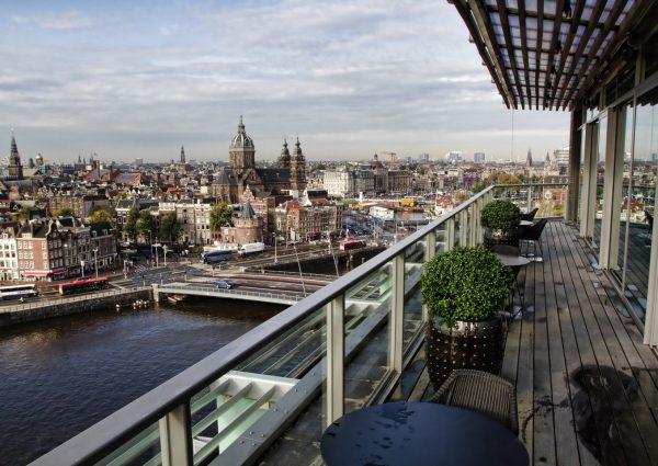 ROEF Rooftop Festival showt de mooiste dakterrassen