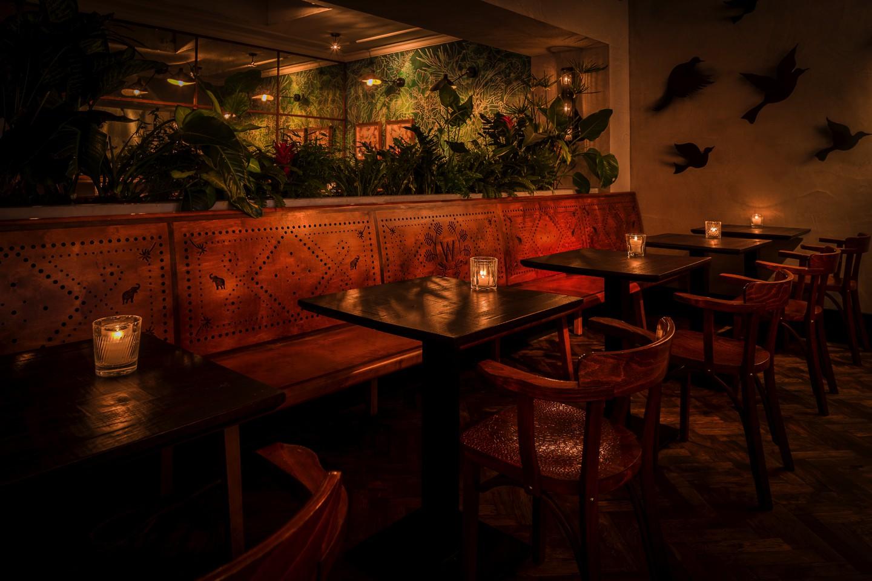 The Walter Woodbury Bar