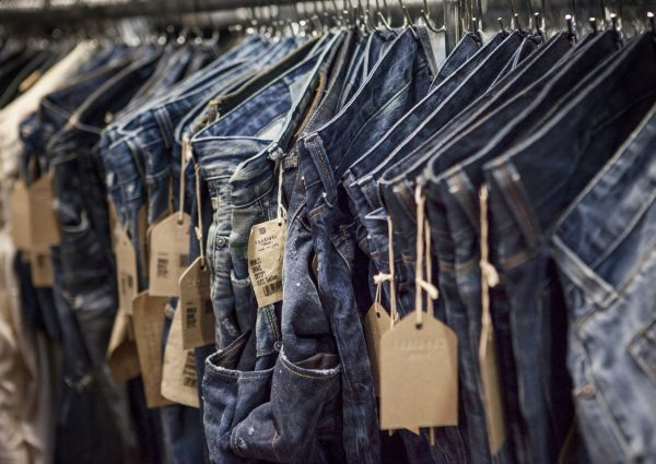 Denim Days Festival in Denim City in De Hallen