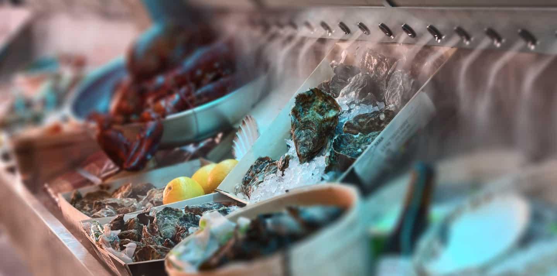 estida seafoodbar amsterdam vis oesters