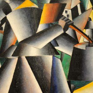 Malevich at Stedelijk