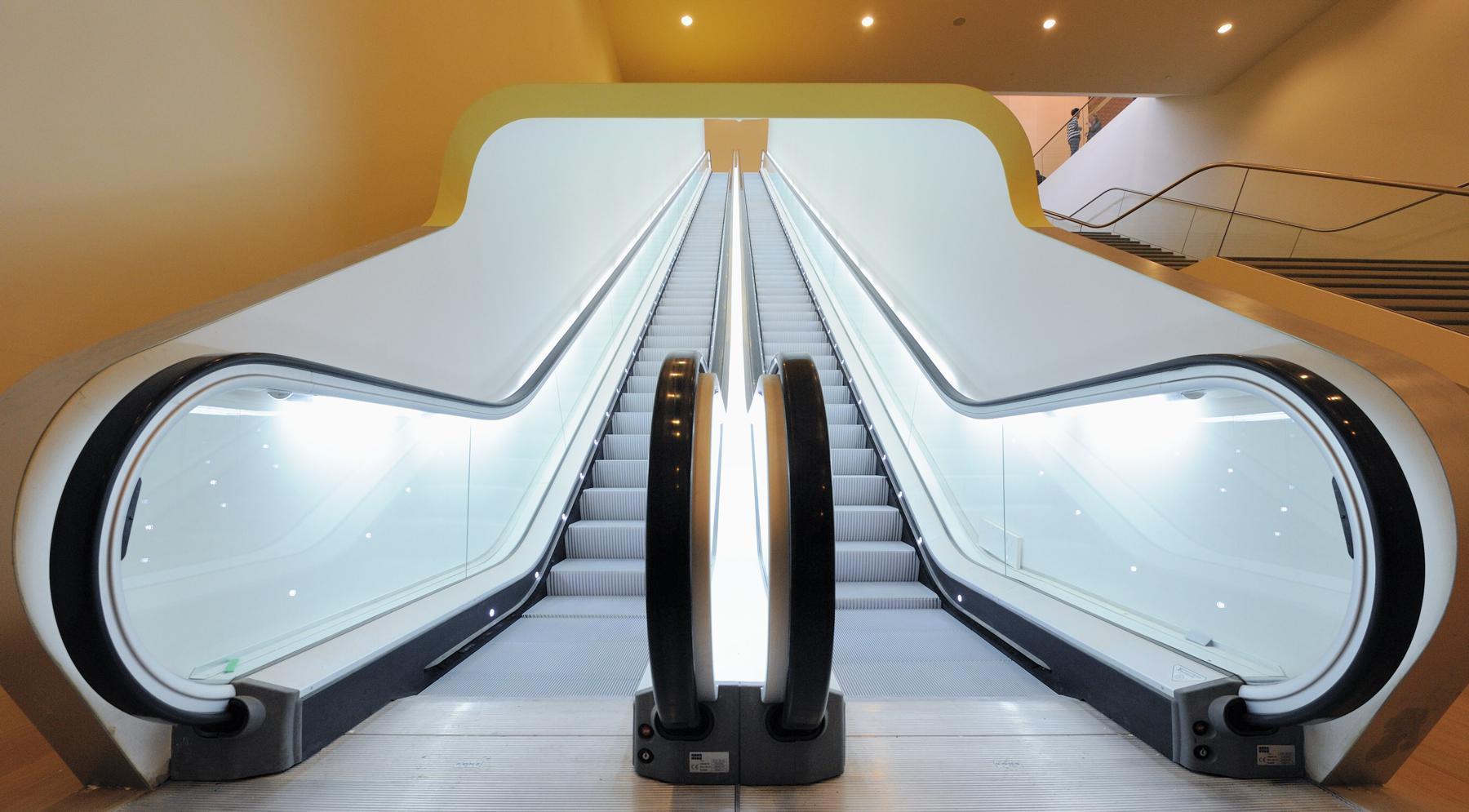 stedelijk trap