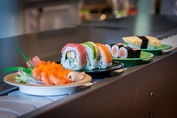 Zushi Sushi Restuarant