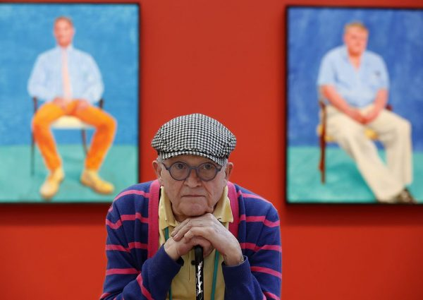 David Hockney exposeert in het Van Goghmuseum