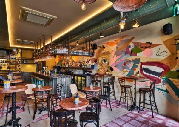 Bar Fisk brengt het beste van Tel Aviv naar de Pijp
