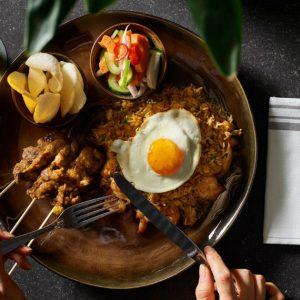 Traditionele Indonesische smaken bij Mama Makan