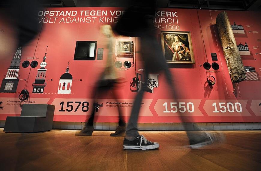 Amsterdam Museum, verborgen schat in hartje centrum