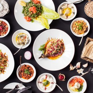 Fenicie doet de Libanese keuken eer aan
