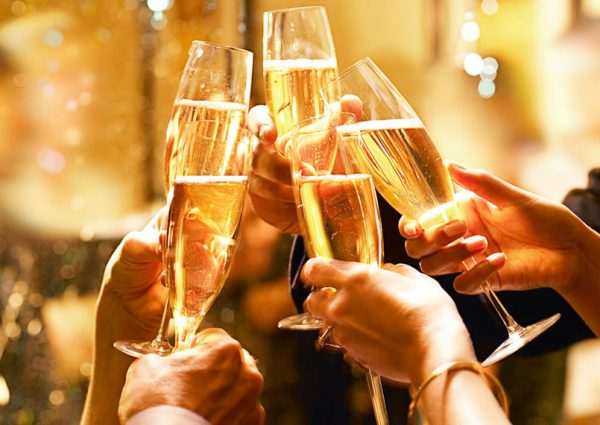 Fête du Champagne Winterfestival in de Zuiveringshal Westergas