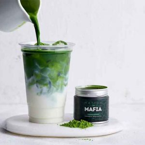 Matcha Mafia in de Pijp serveert ubergezonde matcha lattes