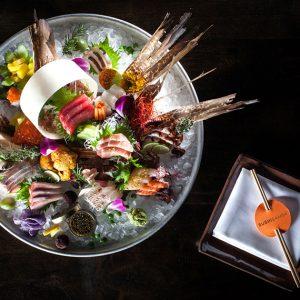 SUSHISAMBA Japans & Peruviaans restaurant