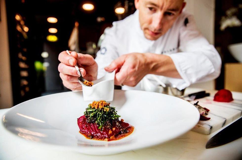 Fine dining op de Zuidas: Bolenius Restaurant