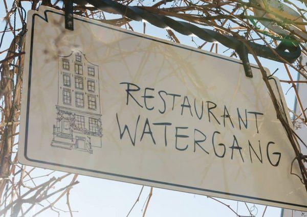 Laat je verassen door de chef bij Restaurant Watergang