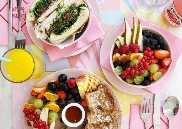 Het perfecte ontbijt vind je bij The Corner Bakery