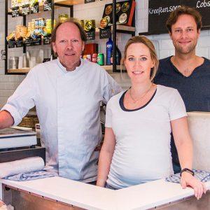 The Seafood Shop vecht besluit Stadsdeel Centrum aan
