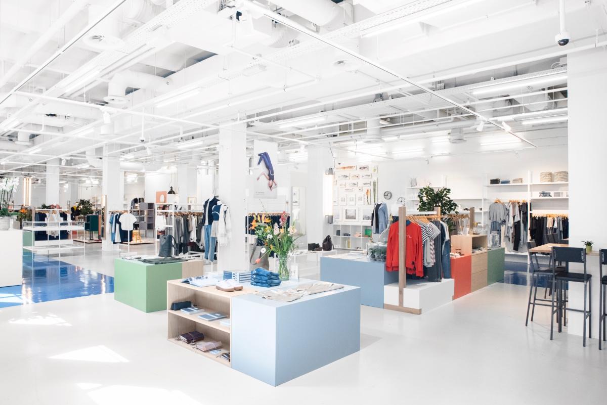 Hutspot opent nieuwe winkel in Magna Plaza