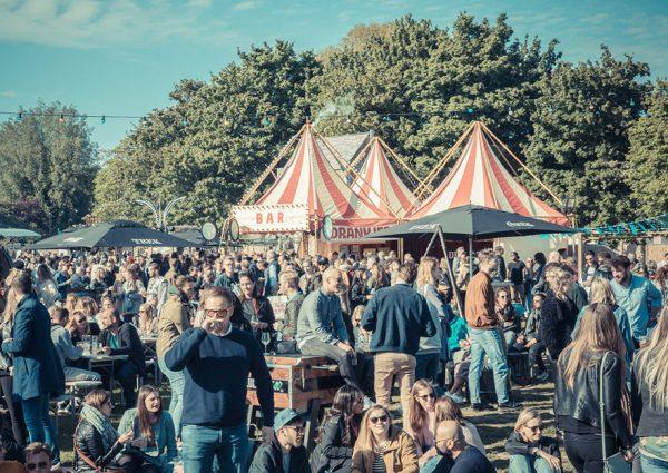 Food Festival TREK strijkt neer in het Amstelpark