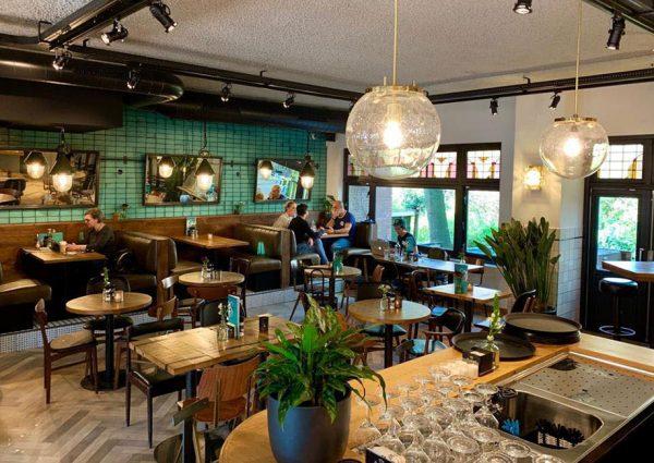 Het populaire Oslo Beers na een jaar weer geopend
