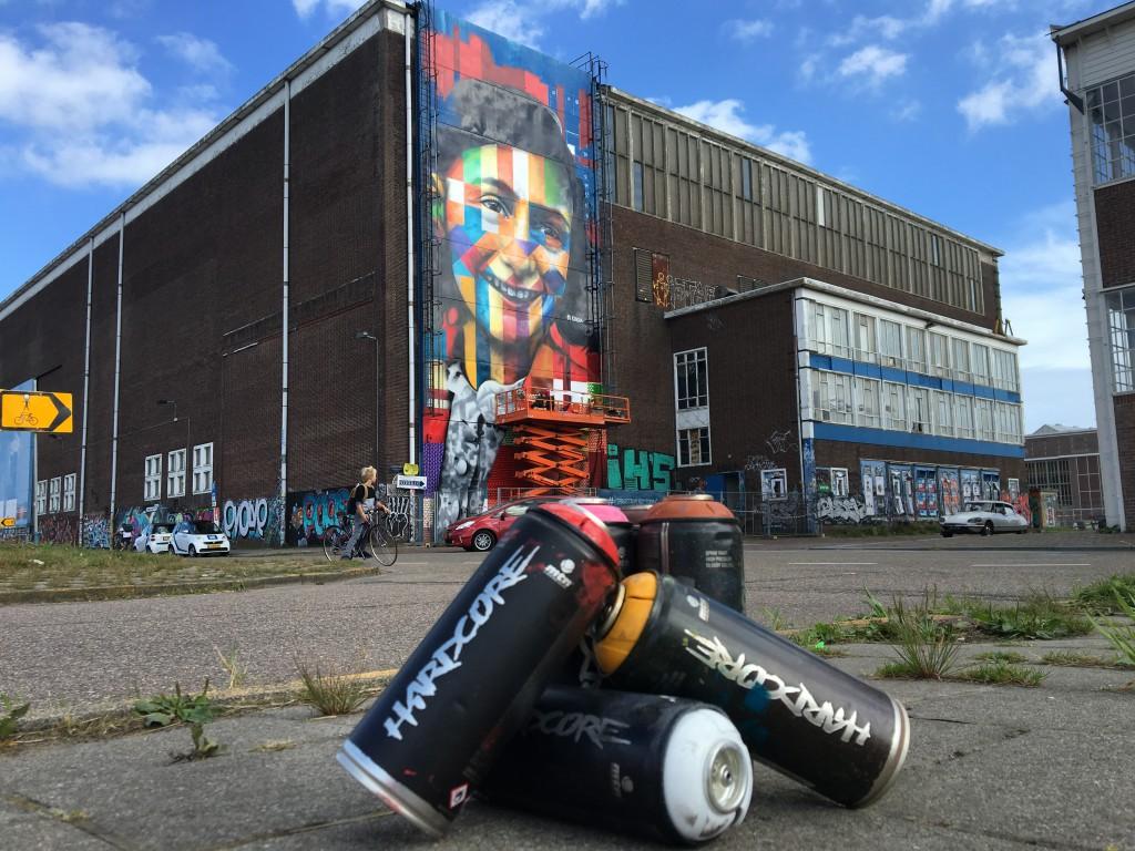 's Werelds grootste Street Art Museum opent in Amsterdam