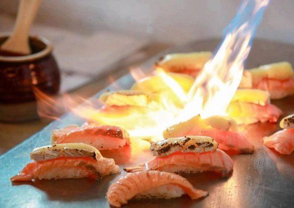 Japanse lekkernijen bij het Sushi & Ramen Festival 2019