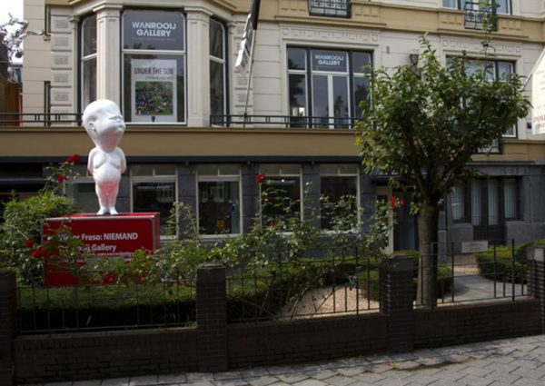 Wanrooij presenteert Christian Voigt's nieuwe expositie Evolution