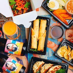 HurryHurryGoGo, Aziatische snackbar met cocktails en bites