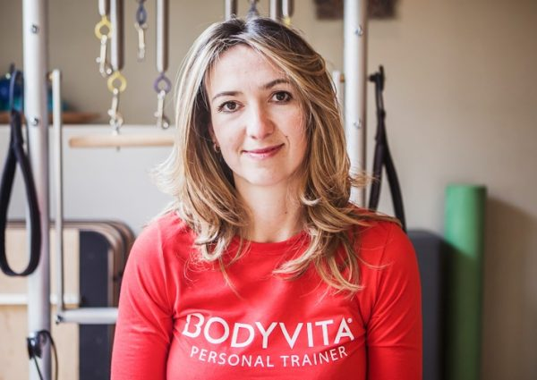 Tatjana Plotnikova van Bodyvita over pilates