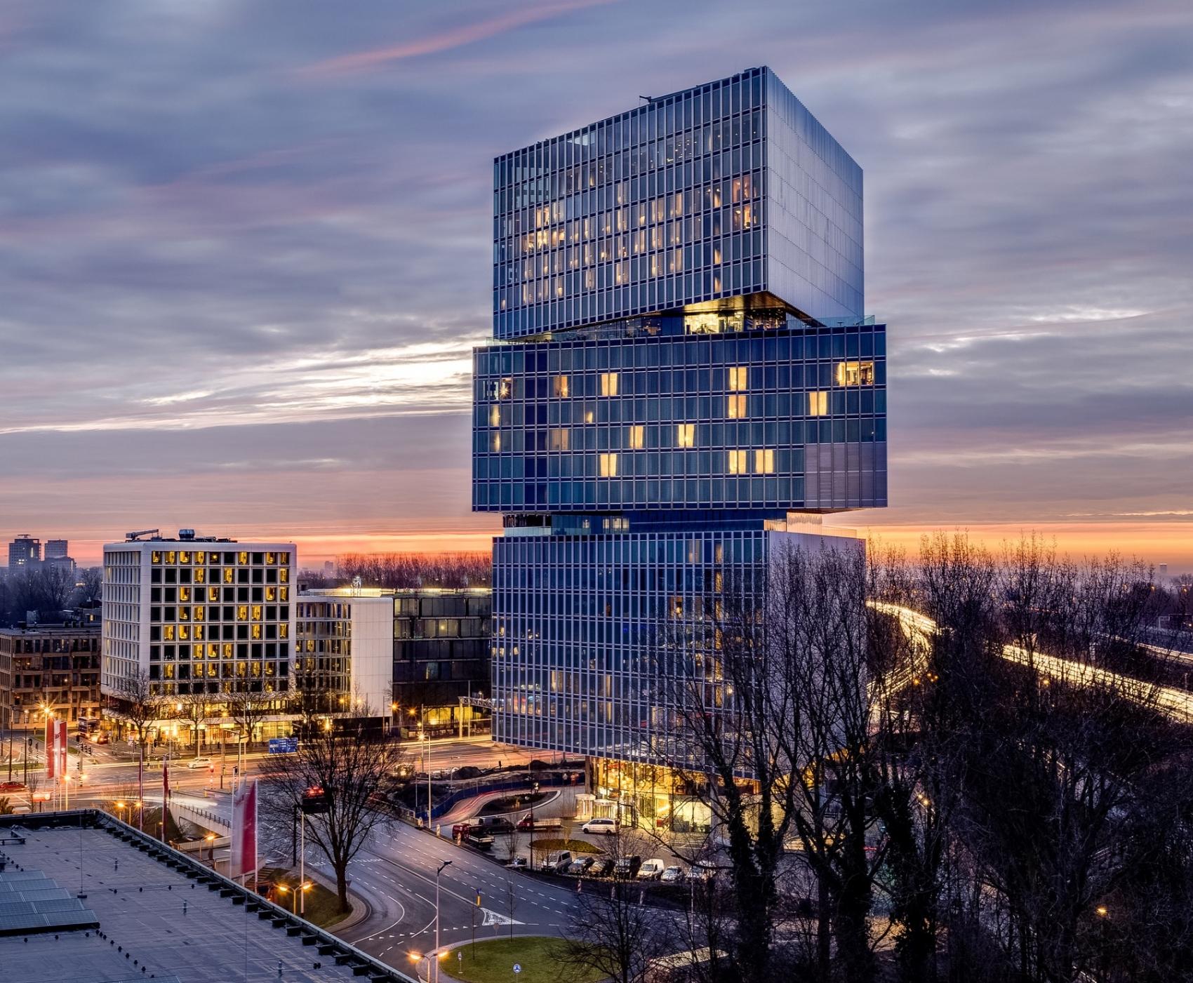 Nhow-amsterdam