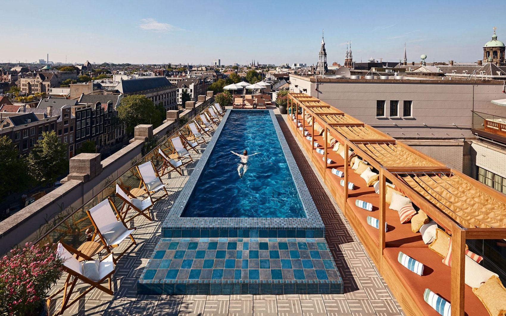 Voor veel Amsterdammers zijn hotelbars dé plek om uit te gaan