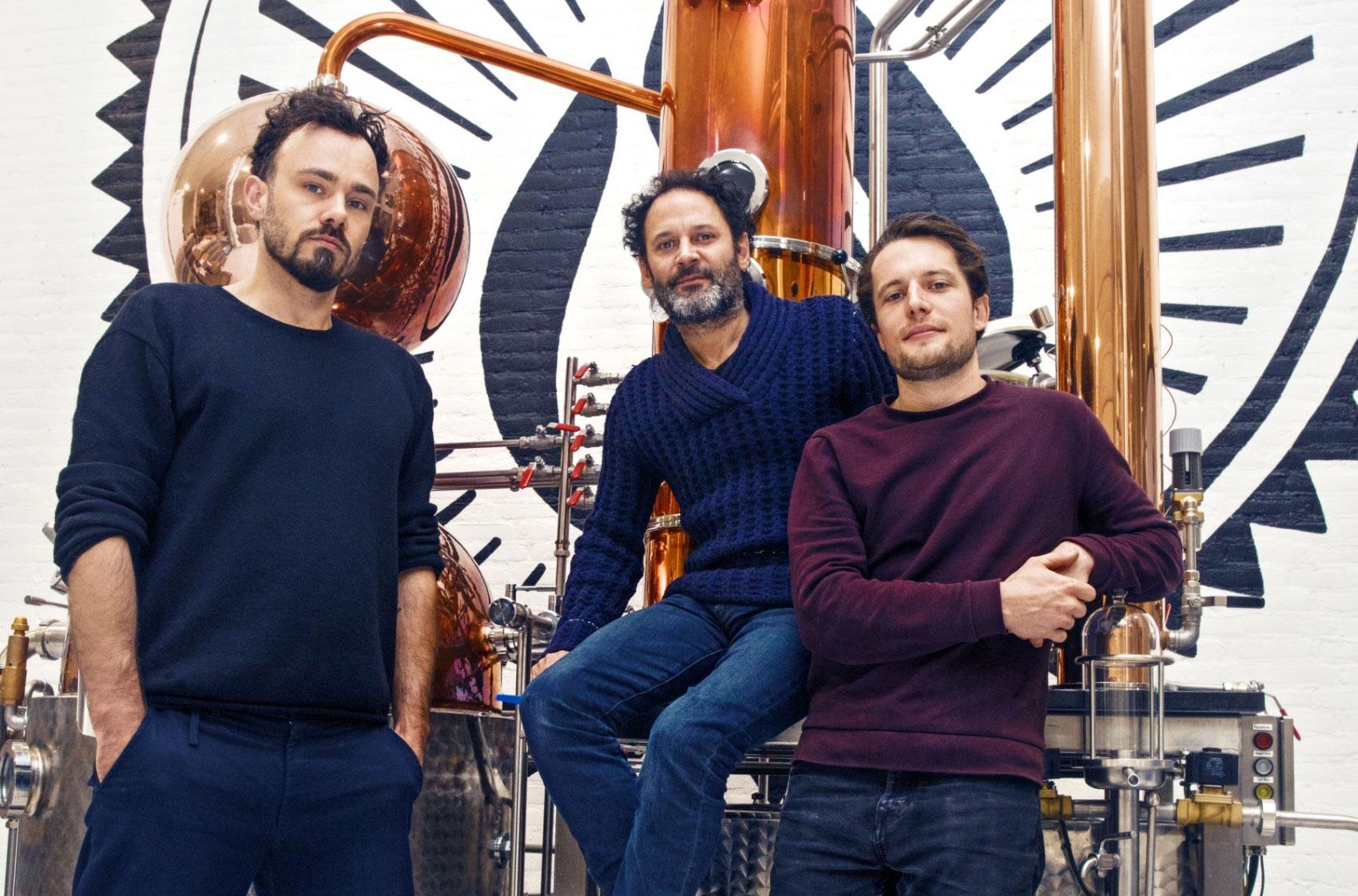 Oprichters The Stillery over het stoken van hun eigen drank