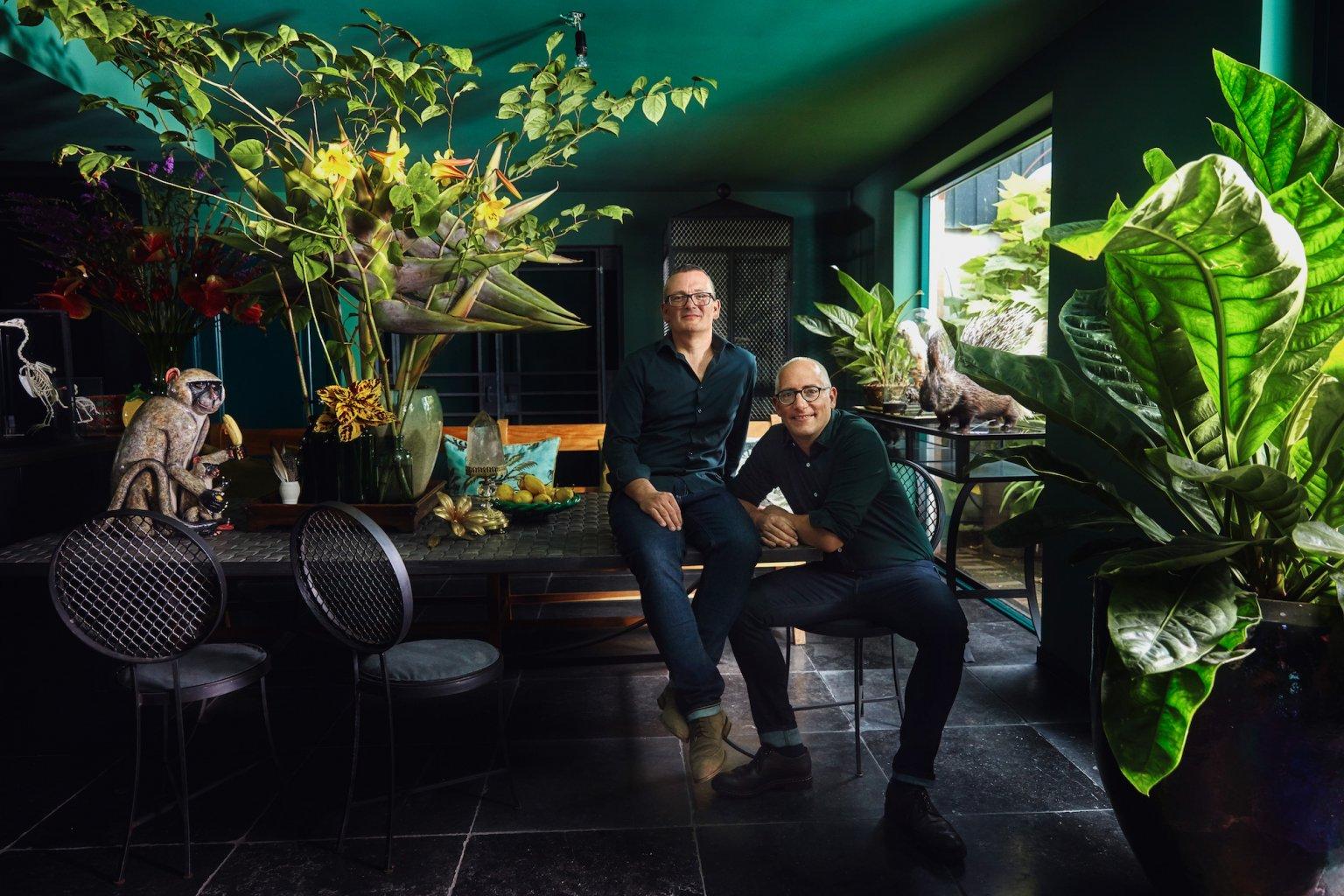 l'Europe opent 't Huys met Mendo, The Wunderkammer en trattoria Graziella