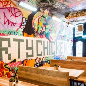 Dirty Chicken Club laat alle kipliefhebbers watertanden