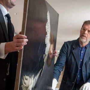 De nieuwe Rembrandt nu te zien in de Hermitage