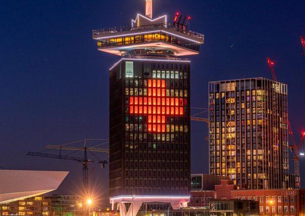 A'DAM Toren organiseert 1e festival in de 1.5 meter samenleving