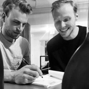 Culinaire wonderboys Tim van der Molen en Simon Witmaar openen Coulisse
