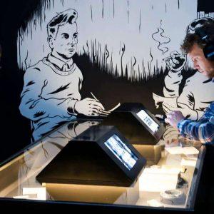 Explosiegevaar in het Verzetsmuseum
