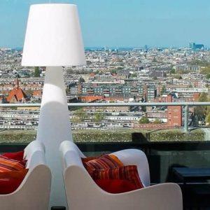 Zomer Rooftop Terrace bij Floor17
