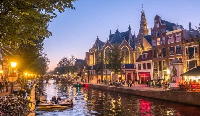 Ontdek het Centrum van Amsterdam