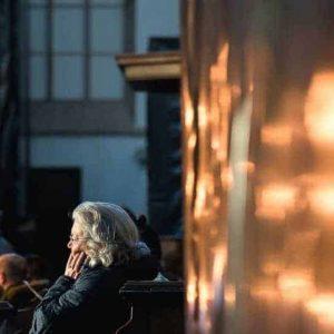 Silence in de Oude Kerk