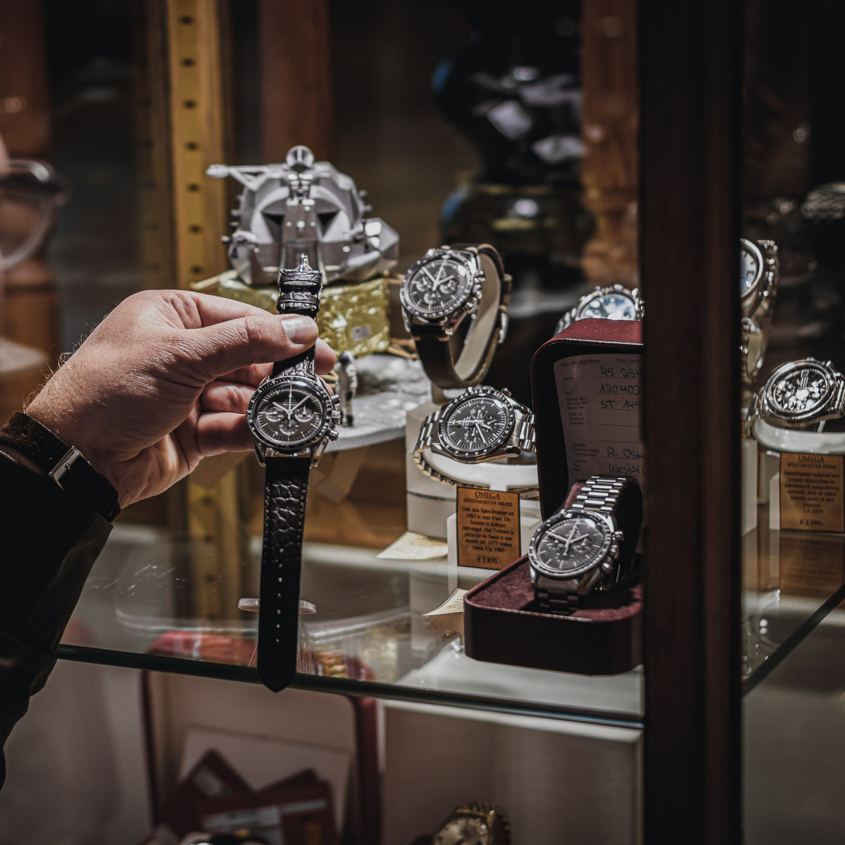 Amsterdam Watch Company is hét adres voor vintage horloges
