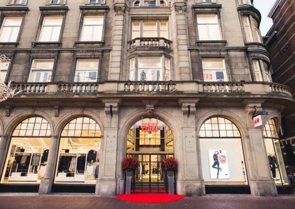H&M Home concept store geopend op de Kalverstraat