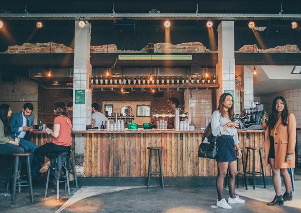 Bar Roxanne Amsterdam
