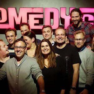 Stand-Up Diva: What the Gluck! bij het Comedy Café