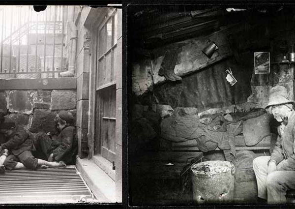 Jacob Riis bij FOAM Fotografiemuseum