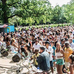 Summer Breeze Latin Festival