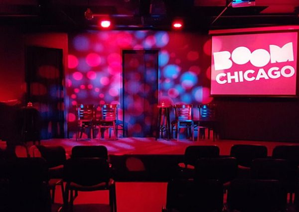 Sunday Night Live at Boom Chicago