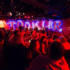 Toomler Comedy Club